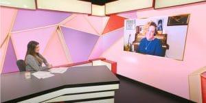 Eimear Crehan on Virgin Media One